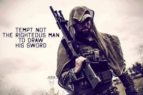 Of Swords and Righteous Men